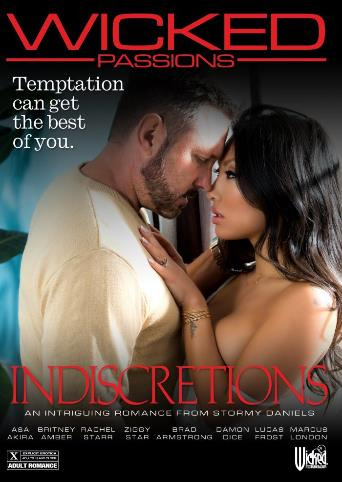 Indiscretions from Wicked front cover