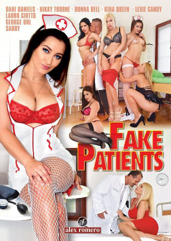Fake Patients from Alex Romero front cover