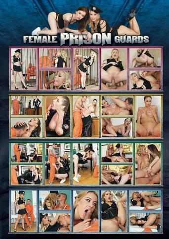 Female Prison Guards from Alex Romero back cover