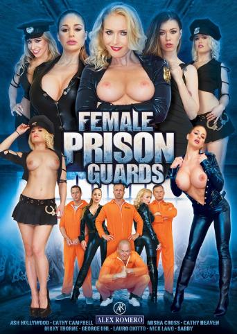 Female Prison Guards from Alex Romero front cover
