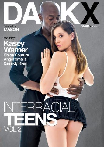 Interracial Teens 2 from Dark X front cover