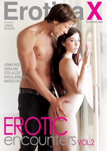 Erotic Encounters 2 from Erotica X front cover