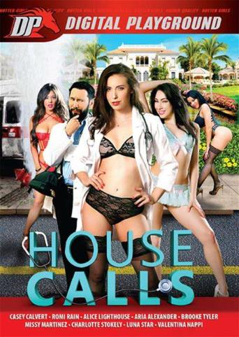 House Calls from Digital Playground front cover