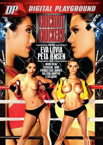 Knockout Knockers from Digital Playground front cover