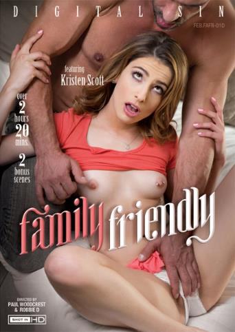 Family Friendly from Digital Sin front cover