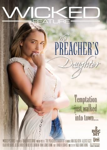 The Preacher's Daughter from Wicked front cover
