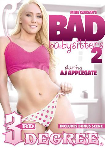 Bad Babysitters 2 from 3rd Degree front cover
