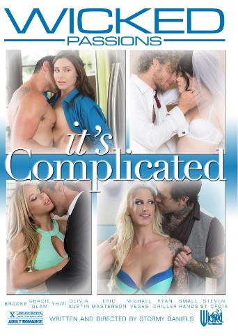 It's Complicated from Wicked front cover