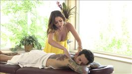 Brother-Sister Rubdown Scene 4