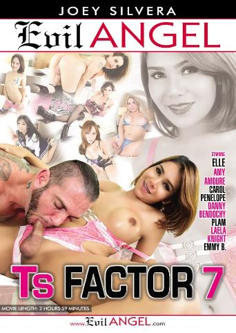 Ts Factor 7 from Evil Angel: Joey Silvera front cover