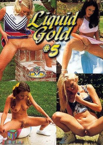 Liquid Gold 5 from JM Productions front cover