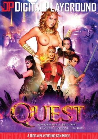 Quest from Digital Playground front cover