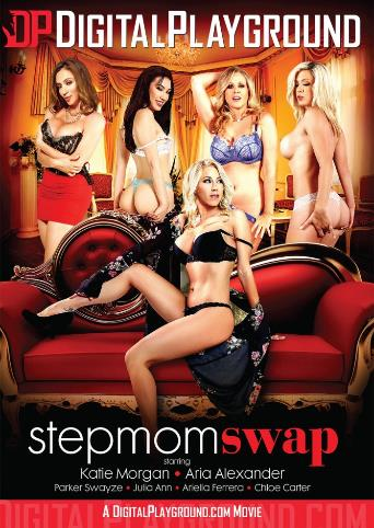 Stepmom Swap from Digital Playground front cover