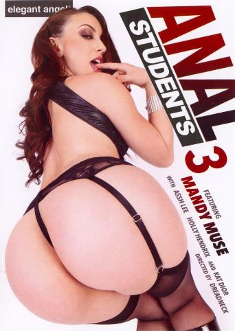 Anal Students 3 from Elegant Angel front cover