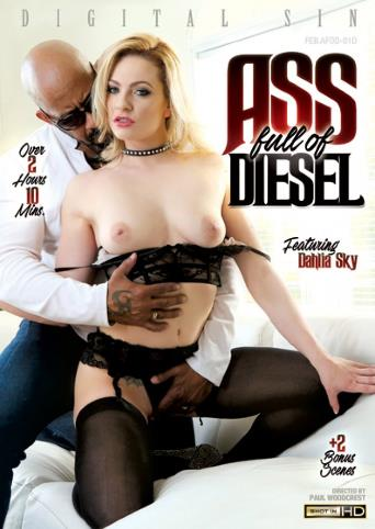 Ass Full Of Diesel from Digital Sin front cover