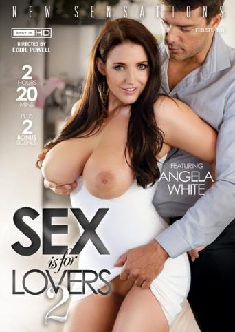 Sex Is For Lovers 2 from New Sensations front cover