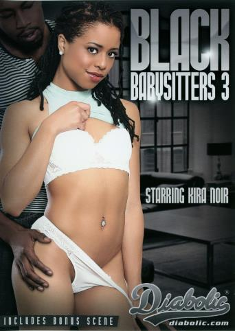 Black Babysitters 3 from Diabolic front cover