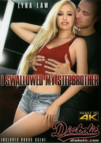 I Swallowed My Stepbrother from Diabolic front cover