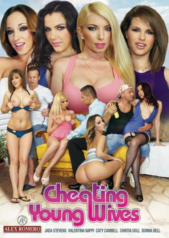 Cheating Young Wives from Alex Romero front cover