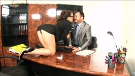 Perfect Secretaries Scene 4