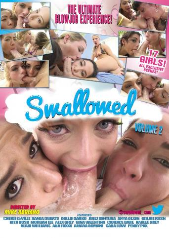 Swallowed.Com 2 from Evil Angel: Mike Adriano front cover