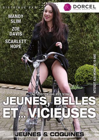 Jeunes Belles Et Vicieuses from Marc Dorcel front cover