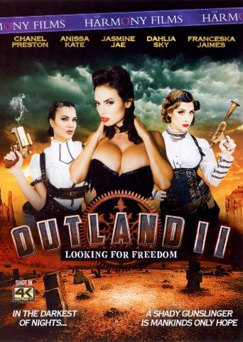Outland 2 from Harmony front cover