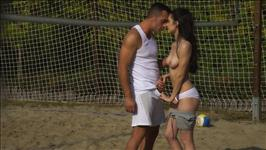 Mina Sauvage Her 1St Summer Camp Scene 2