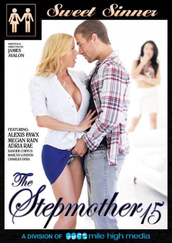 The Stepmother 15 from Sweet Sinner front cover