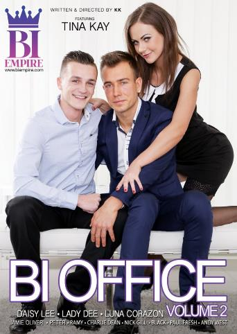 Bi Office 2 from Bi Empire front cover