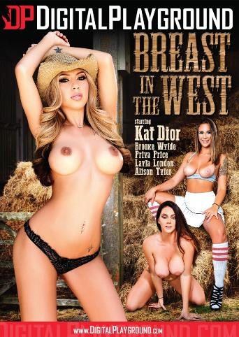 Breast In The West from Digital Playground front cover