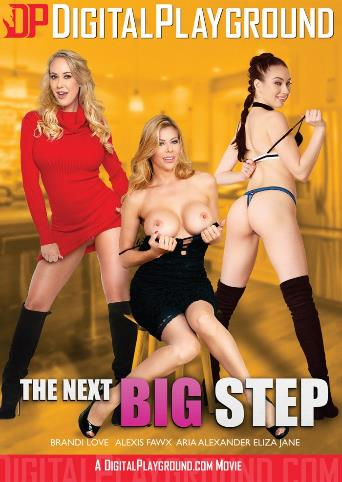 The Next Big Step from Digital Playground front cover
