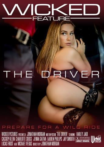 The Driver from Wicked front cover