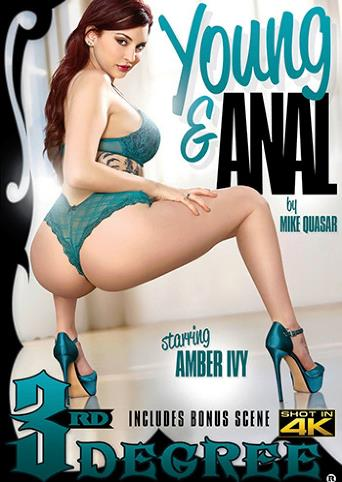 Young And Anal from 3rd Degree front cover