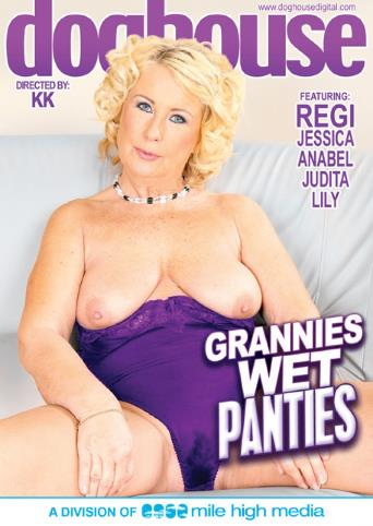 Grannies Wet Panties from Doghouse front cover