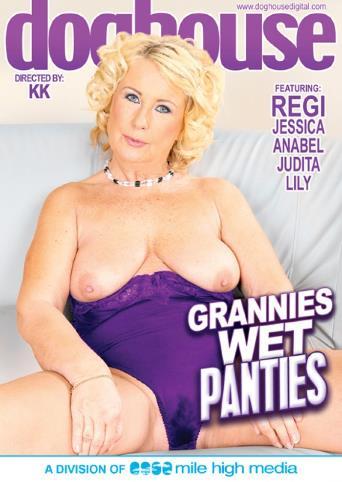 Grannies Wet Panties