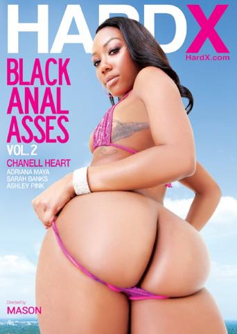 Black Anal Asses 2