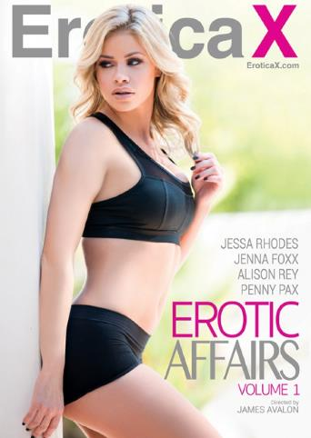 Erotic Affairs from Erotica X front cover