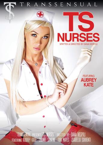 Ts Nurses from Transsensual front cover