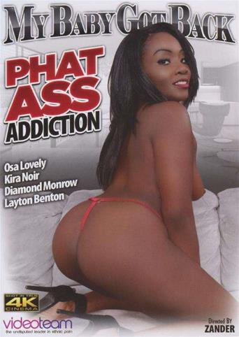 Phat Ass Addiction from Metro front cover