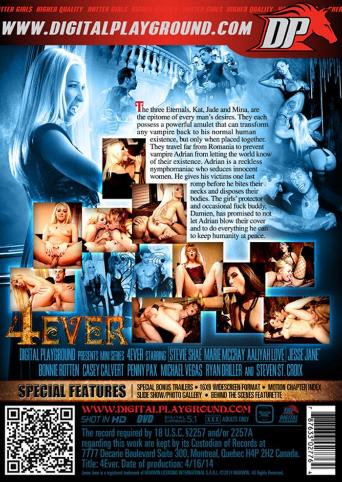 4Ever from Digital Playground back cover