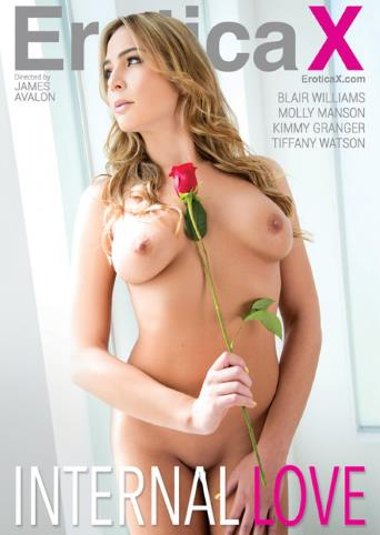 Internal Love from Erotica X front cover