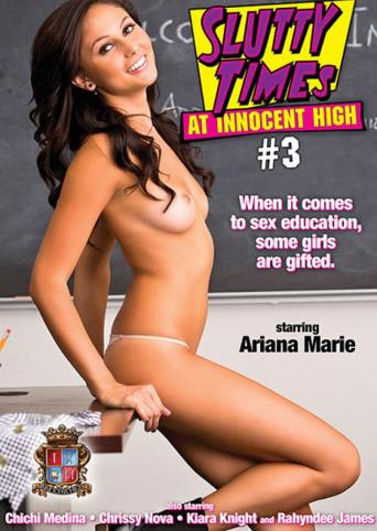 Slutty Times At Innocent High 3