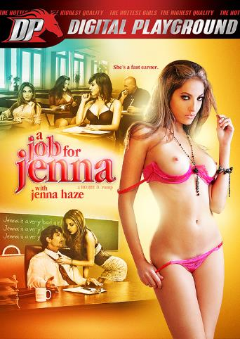 A Job For Jenna from Digital Playground front cover
