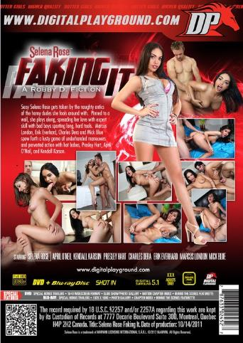 Faking It from Digital Playground back cover