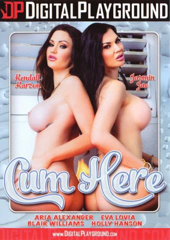 Cum Here from Digital Playground front cover