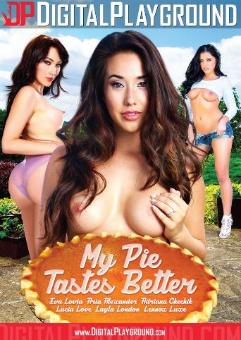 My Pie Tastes Better from Digital Playground front cover