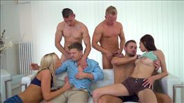 Bi Orgies 2 Scene 3