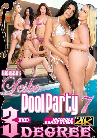 Lesbo Pool Party 7 from 3rd Degree front cover