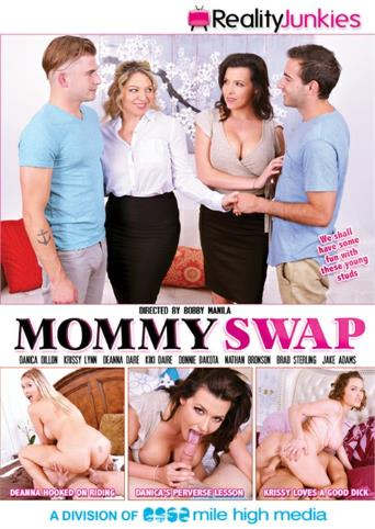 Mommy Swap from Reality Junkies front cover